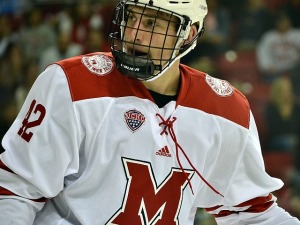 Miami's Conor Lemirande (photo by Cathy Lachmann).