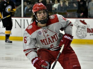 Miami's Michael Mooney (photo by Cathy Lachmann).
