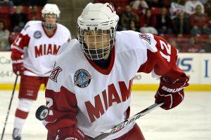 Alex Gacek as a freshman (photo by Cathy Lachmann).