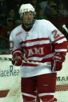 Center Pat Cannone (photo by Cathy Lachmann).